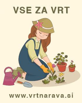Vse za vrt - www.vrtnarava.si
